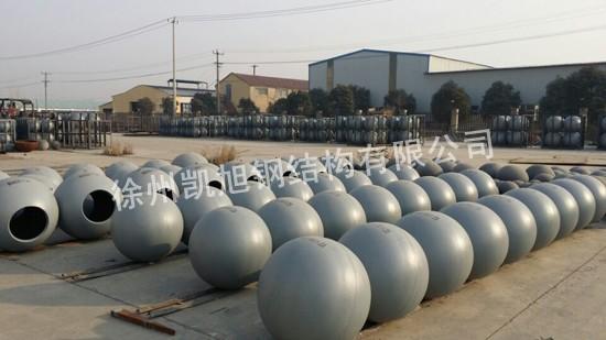 出口焊接球 - 徐州凯旭钢结构