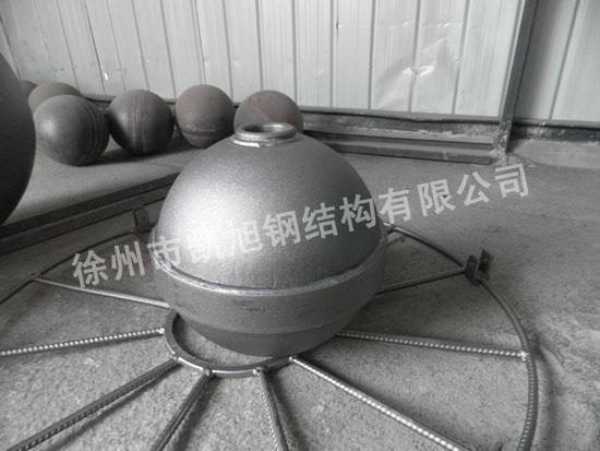 体育中心网架钢结构用焊接球